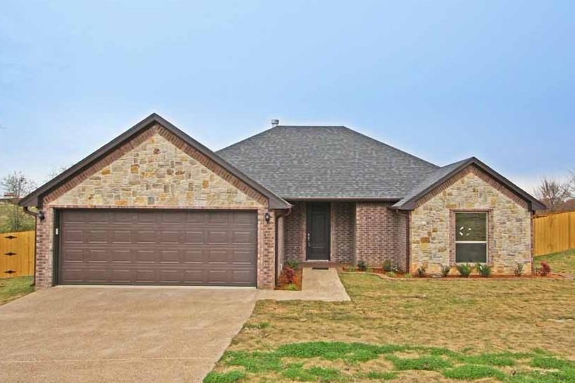 One of our single family homes for sale in Tyler, TX